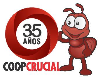 Coopcrucial 35 Años